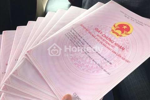 Chỉ 280 triệu sở hữu ngay nền đất tái định cư Hồ Chí Minh thổ cư 100%, sổ hồng riêng, chiết khấu 5%