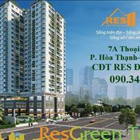 15 suất nội bộ cho dự án Res Green Tower mặt tiền 7A Thoại Ngọc Hầu, Quận Tân Phú