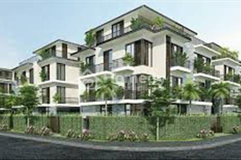 Cần bán gấp nhà liền kề trong khu đô thị tại Thanh Trì, diện tích 87,3m2 xây 3,5 tầng