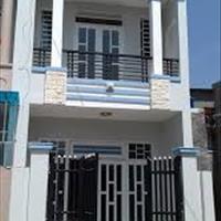 Bán nhà mặt tiền 80m2, 1 lầu, 3 phòng ngủ, sổ hồng riêng, hỗ trợ vay 60%