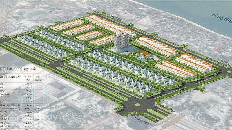 Dự án Khu đô thị Sa Động Quảng Bình - ảnh giới thiệu