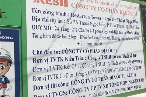 Căn hộ 7A Thoại Ngọc Hầu, quận Tân Phú mở bán đợt 1 gọi ngay để đặt mua