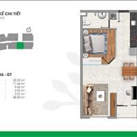 Sở hữu căn hộ view sông Sài Gòn với giá chỉ 660 triệu/căn, bàn giao cao cấp, CK 2%, hỗ trợ vay 70%