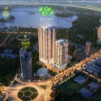 Căn hộ 2 phòng ngủ hướng nhìn công viên Yên Hòa tại dự án Sky Park Residence