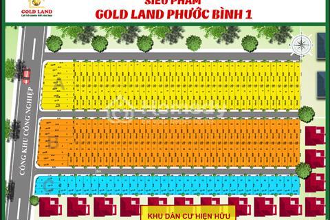 Bán đất khu công nghiệp Phước Bình giá rẻ - cơ hội sinh lời cao