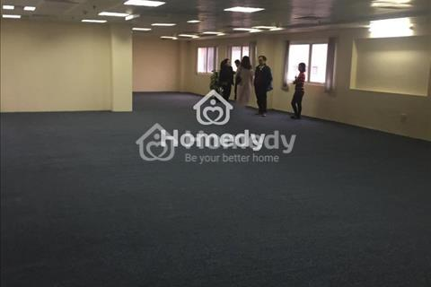 Cho thuê văn phòng quận Hoàng Mai, phố Đền Lừ 60m2, 120m2, 300m2, 1500m2, giá 110 nghìn/m2/tháng