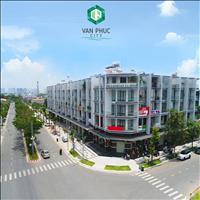 25 căn nhà phố thương mại (Shophouse) - khu đô thị Vạn Phúc, Thủ Đức, từ 12 tỷ/căn