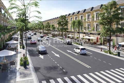 VÍP nhất TP Đà Nẵng Đất Xanh Miền Trung bán dãy nhà phố mang phong cách Châu Âu liền kề biển giá rẻ