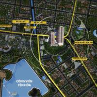 Căn hộ 3 phòng ngủ diện tích 86.5m2 tại dự án Sky Park Residence