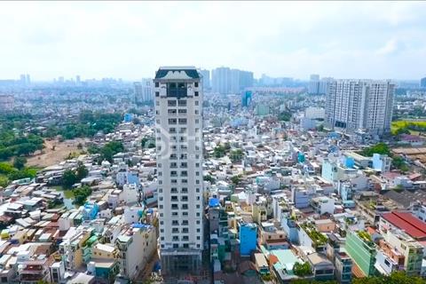 Grand Riverside Quận 4, căn góc 3PN 104m2, tầng cao, view thoáng giá 4.447 tỷ đã VAT, sắp nhận nhà