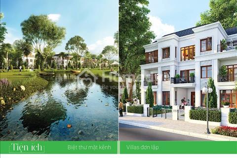 Nhận đặt chỗ dãy biệt thự đẹp nhất dự án Lakeside Palace phía tây Đà Nẵng