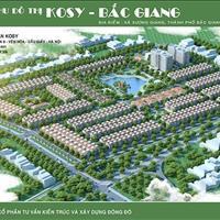 Kosy Xương Giang – Bắc Giang - Dự án sinh lời hứa hẹn cho các nhà đầu tư