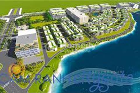 Đất nền tổ hợp nghỉ dưỡng đối diện sân bay quốc tế Cam Ranh, view cửa biển, gần sân golf 90ha
