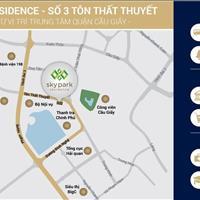 Bán chung cư cao cấp Sky Park Residence - vị trí vàng khu vực Cầu Giấy
