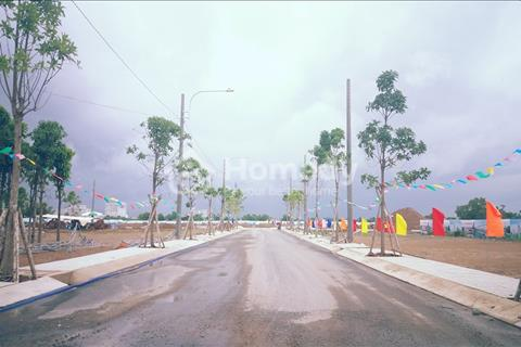 Đất nền dự án Long Cang Residence, 735 triệu/nền