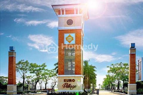 Chính chủ bán căn biệt thự Euro Village, đã hoàn thiện phần thô. Giá tốt nhất thị trường 13ty425