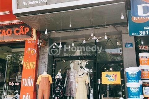 Cho thuê nhà mặt phố Hoàng Văn Thái 70m2, 2 tầng, mặt tiền 4m, giá 22 triệu/tháng