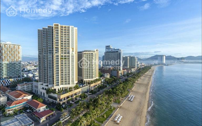 Bán căn hộ cao cấp The Costa Nha Trang - sổ hồng trao tay - bàn giao ngay