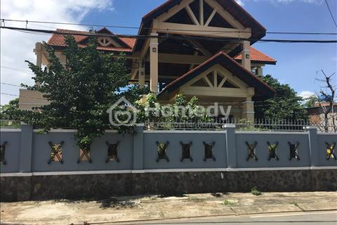 Nhà biệt thự nghỉ dưỡng 20x25m, mặt tiền Xuân Thới Thượng 16 gần ngã 3 Giồng