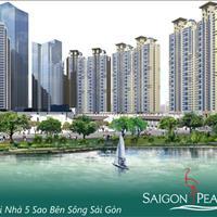 Thu hồi vốn bán nhanh căn hộ Saigon Pearl Bình Thạnh, full nội thất, giá chỉ 3.7 tỷ
