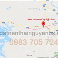 Đất nền đường Bắc Sơn Thái Nguyên mở bán lần đầu chiết khấu ngay 3,5% cho 5 khách đầu tiên