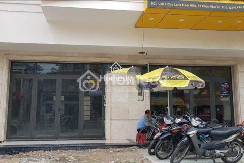 Cho thuê văn phòng tòa nhà nguyên căn đường Phan Văn Trị, Gò Vấp