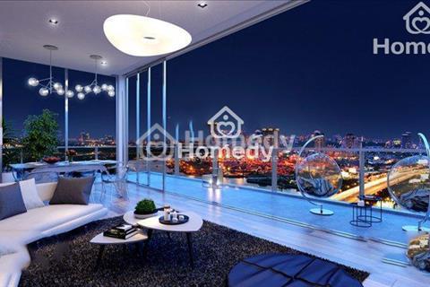 Cho thuê căn hộ Vincom Center, 165m2 có 3 phòng ngủ, view đẹp tiêu chuẩn 5 sao