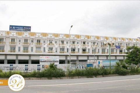 Cho thuê nhà phố Lê Văn Lương kéo dài Shophouse 24h Vạn Phúc, tiện kinh doanh, hoạt động 24/24