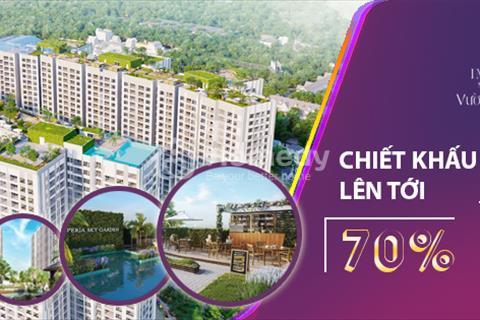 Cần bán căn hộ 2 phòng ngủ tầng 8 tòa B dự án Imperia Sky Garden 423 Minh Khai, chiết khấu đến 7%