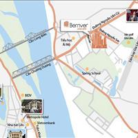 Chung cư cao cấp Berriver Long Biên 390 Nguyễn Văn Cừ - Long Biên giá chỉ từ 28 triệu/m2