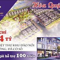 Đất biệt thự ven sông siêu rẻ chỉ 1.4 tỷ, trục Minh Mạng, sổ đỏ trao tay, CK 2%-mua bán đất Đà Nẵng