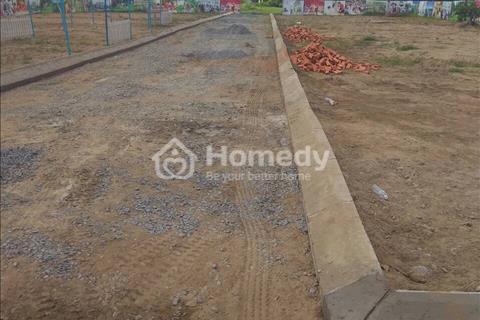 Đất thổ cư đường tỉnh lộ 10, liền kề KCN Tân Đô, đã có sổ công chứng trong ngày, xây dựng ngay