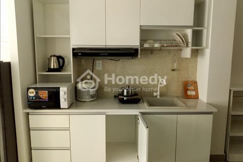 Cho thuê căn hộ mini 37m2, full đồ, an ninh, Bình Thạnh