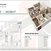 Bán chung cư cao cấp Hợp Phú, Bắc Ninh, 2 phòng ngủ, giá chỉ 12xx