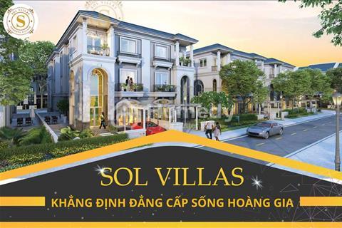 Biệt thự tân cổ điển Sol Villas hút khách bởi nét kiến trúc mới mẻ và độc đáo tại Quận 2