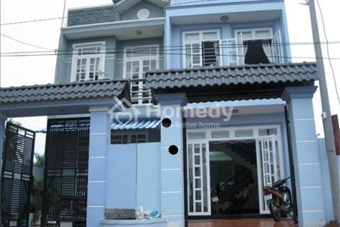 Bán nhà 1 trệt, 1 lầu mặt tiền đường Nguyễn Văn Tuôi, sổ hồng riêng