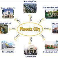Dự án Phoenix City - Thành phố Phượng Hoàng của Bình Mỹ, Củ Chi