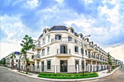Thanh toán 1,1 tỷ sở hữu ngay nhà phố thương mại đẹp nhất thị trấn Bến Lức, mặt tiền Quốc lộ 1A