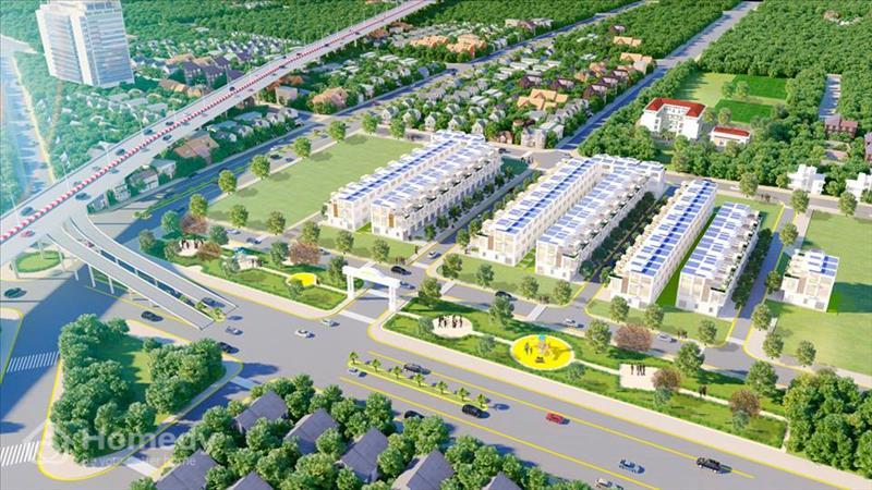 Dự án Khu dân cư Golden City Bà Rịa Vũng Tàu - ảnh giới thiệu