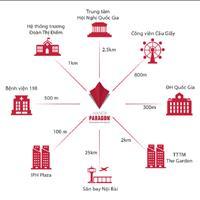Chung cư Paragon Phạm Hùng căn hộ đẳng cấp 5 sao, đã có giá chính thức tòa C - Victory Tower