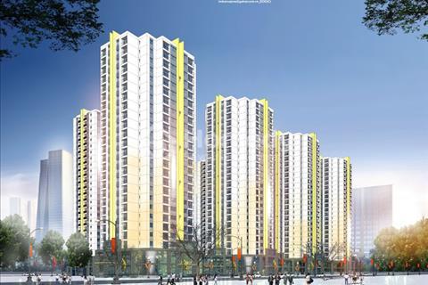 Độc quyền các căn tầng đẹp chung cư Mipec City View Kiến Hưng, Hà Đông