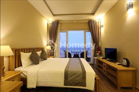 Chủ đầu tư bán khách sạn 18 phòng, Hà Bổng - 80m2 - đảm bảo kinh doanh tốt