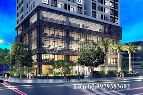 Giá từ 2.7 tỷ căn diện tích 75 -115 m2, chung cư The Sun Mễ Trì