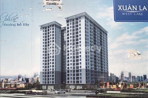CT36 Xuân La, căn góc 86m2, tầng trung, view Hồ Tây, 3PN, 2 wc, giá chỉ 30,5 triệu/m2, vào tên ngay