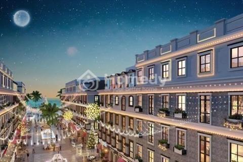 Chính chủ cần bán Shophouse Bãi Kem Phú Quốc, lô D257 giá 12,6 tỷ + chênh thấp, view hồ nhân tạo