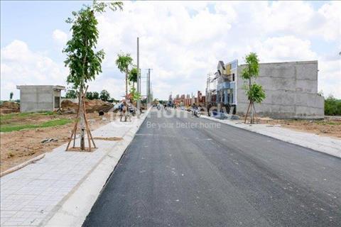 Đất thổ cư đường 824 liền kề thị trấn Đức Hòa, đã có sổ công chứng trong ngày, xây dựng ngay
