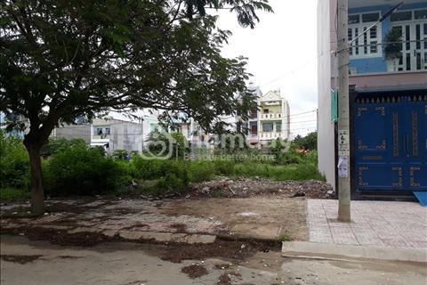 Bán lô đất thổ cư đường Võ Văn Tần, thị trấn Đức Hòa, Long An, 105m2, giá 850 triệu