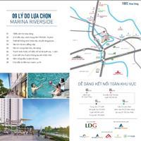 Căn hộ trung cư cao cấp Marina thiết kế theo tiêu chuẩn Singapore