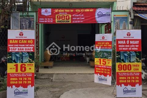 Cho thuê nhà nguyên căn sau lưng chợ Phạm Thế Hiển Quận 8, 4x16m kinh doanh đa ngành nghề