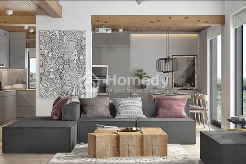 Cần bán nhanh căn hộ Wilton Bình Thạnh, 3 phòng ngủ, giá 4,1 tỷ rẻ nhất khu vực